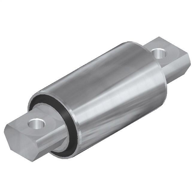 Vulcanite Cylindrical Bearings