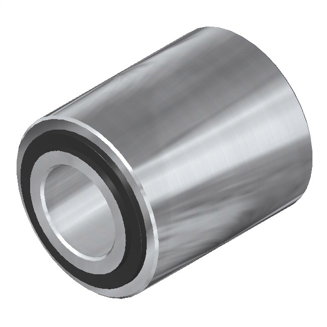 Vulcanite Cylindrical Bushes