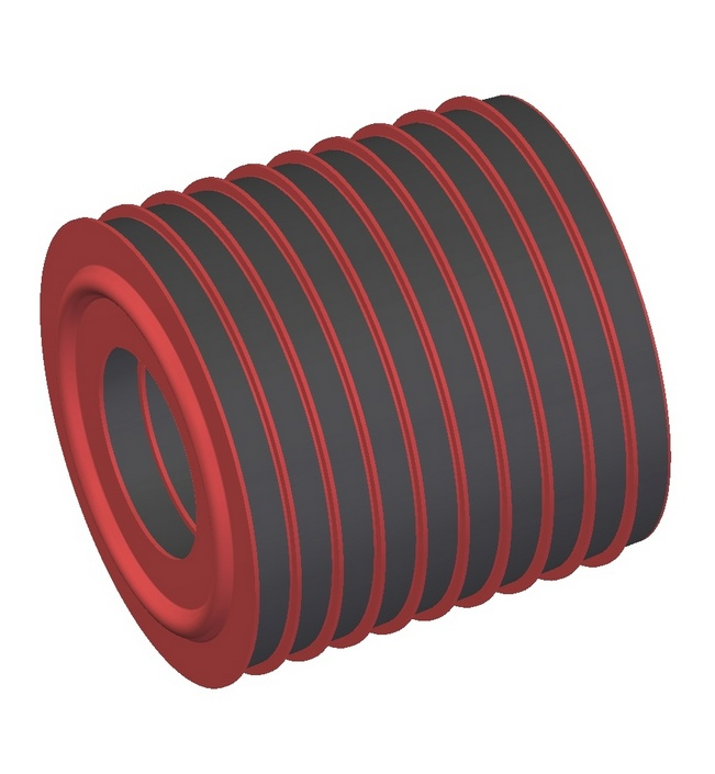 Vulcanite Emergency Springs