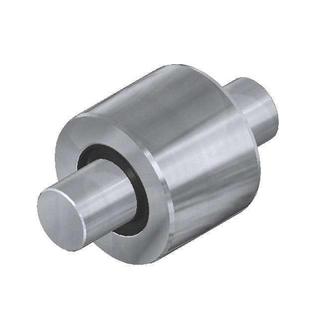 Rail – Secondary: Spherical bearing, large