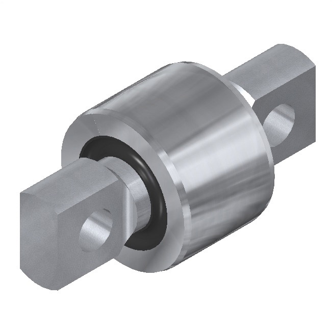 Rail – Secondary: Spherical bearing, small